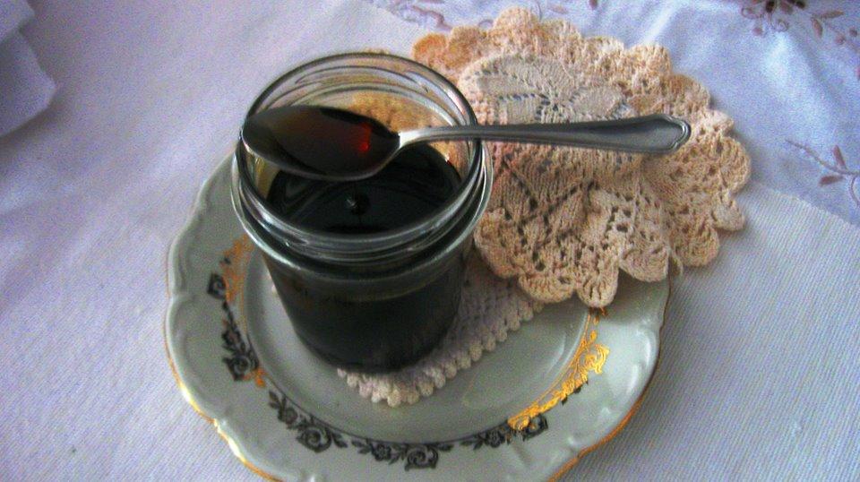 Glassa di aceto balsamico alle cipolle di tropea homemade