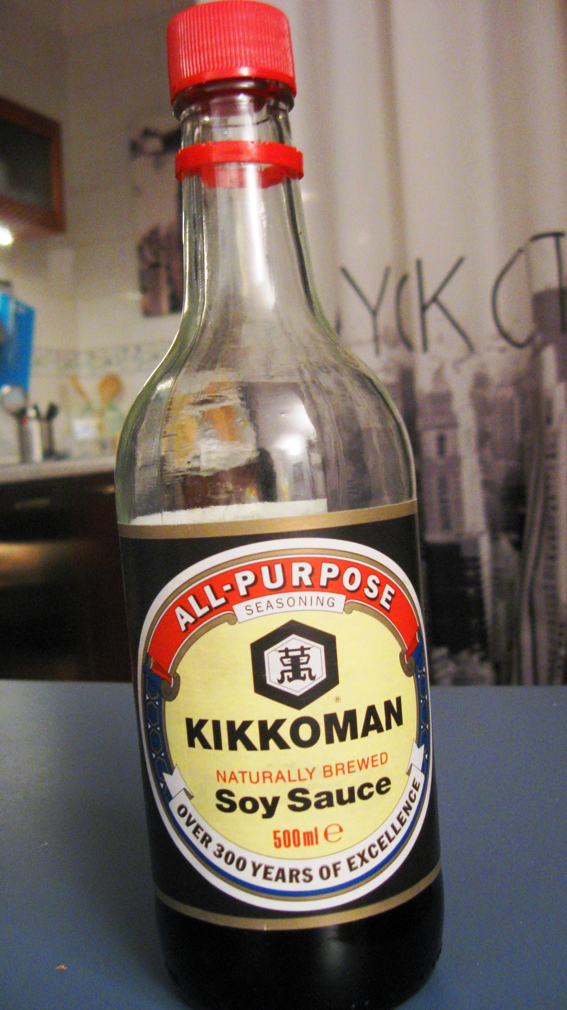 Salsa di soya Kikkoman