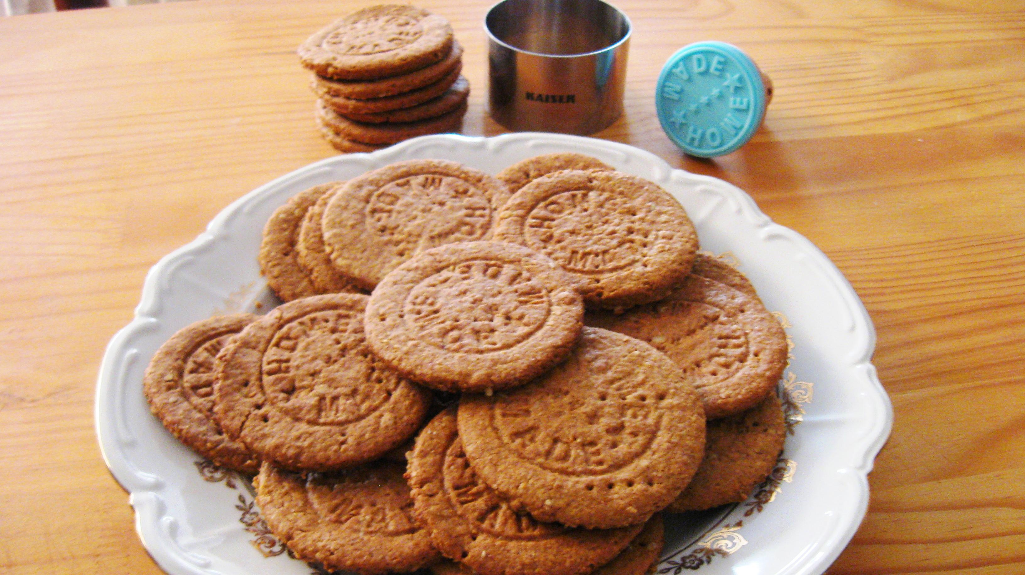 Biscotti digestive ricetta originale